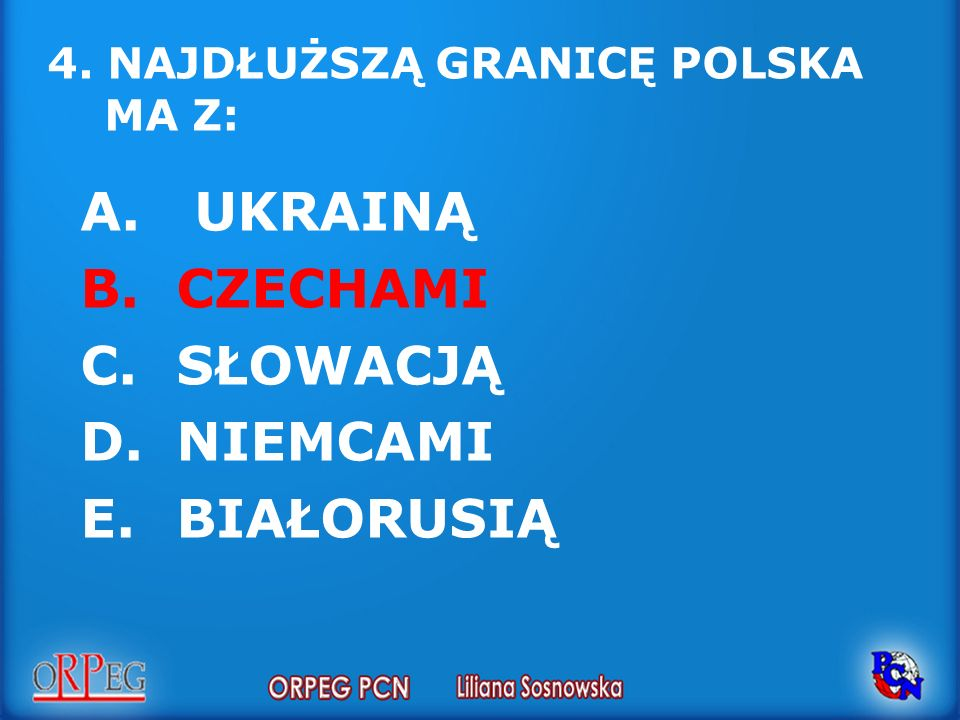 3.LICZBA LUDNOŚCI W POLSCE W 2010 ROKU WYNOSIŁA: A.