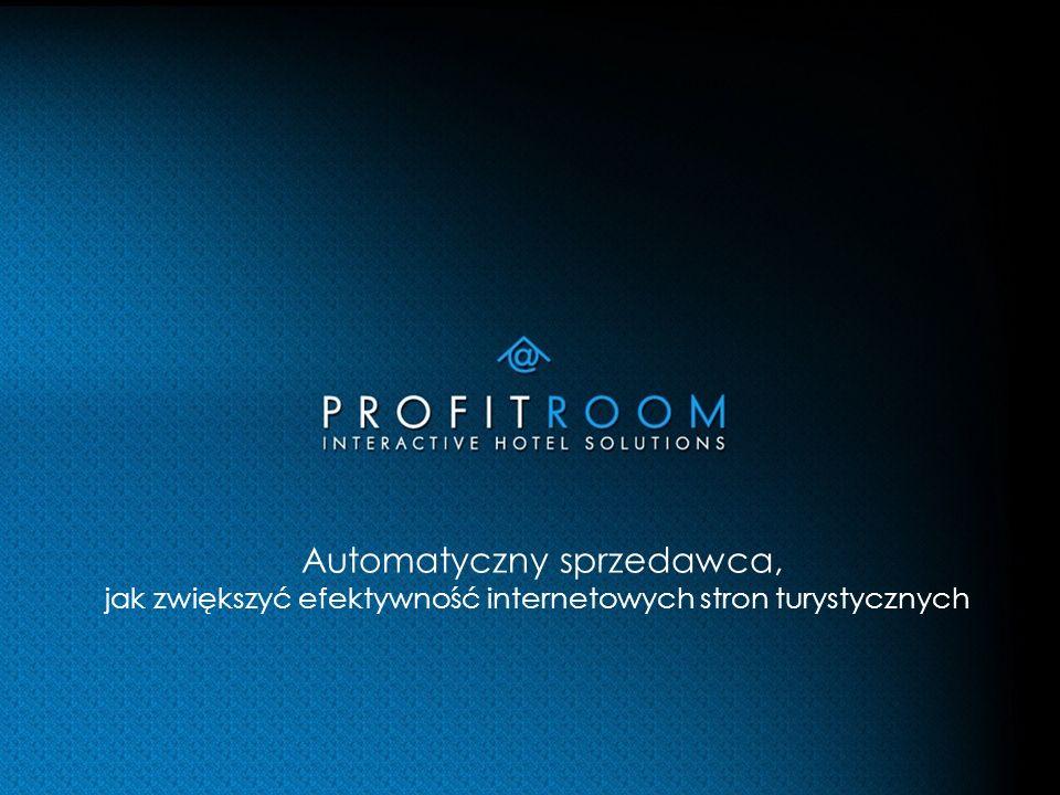 Automatyczny sprzedawca, jak zwiększyć efektywność internetowych stron turystycznych