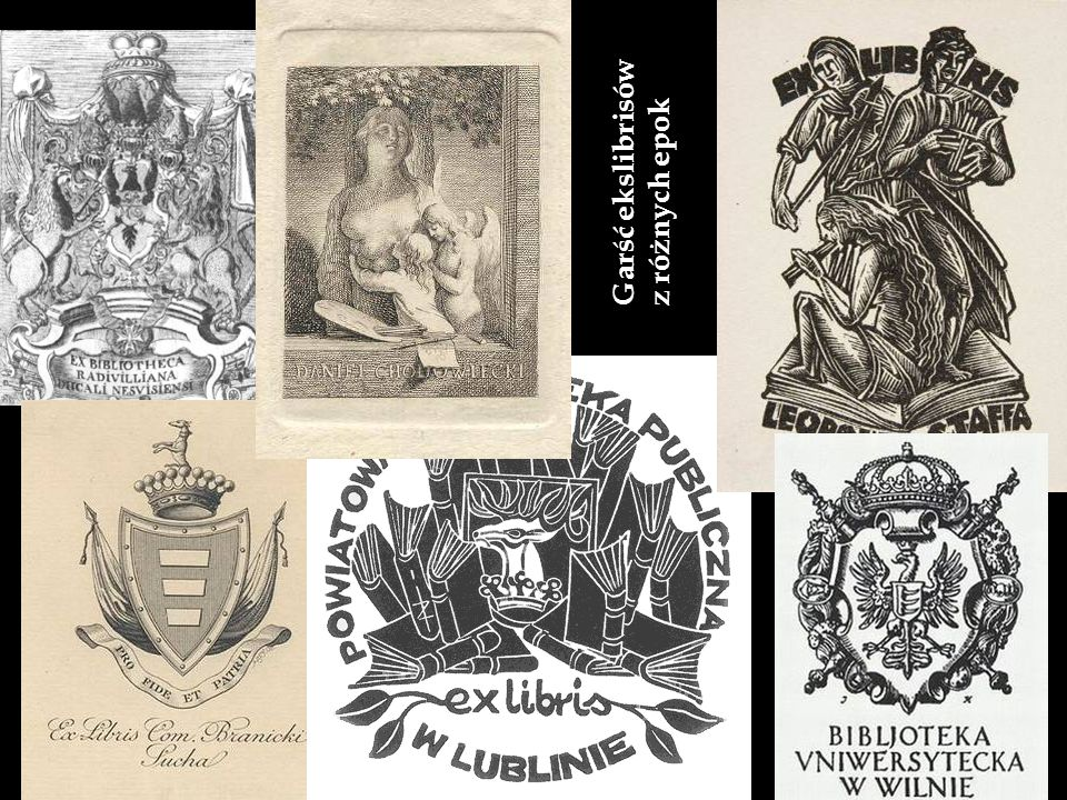 Kolekcje wchodzą w skład większych zbiorów jak rosyjskie matrioszki, wkładane jedna w drugą.