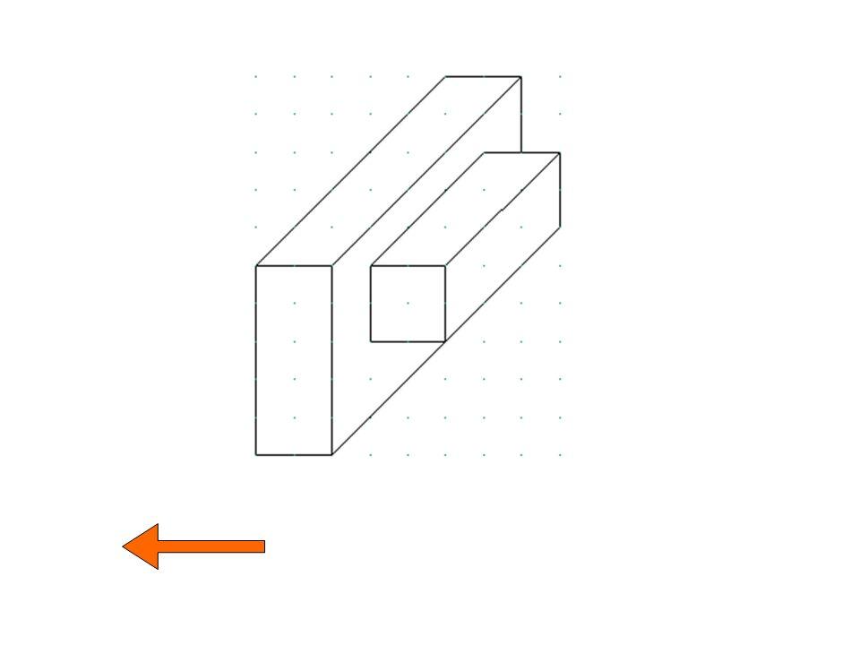 Przy rzutowaniu nieskomplikowanych przedmiotów obrotowych właściwie trzeci rzut jest zbędny bo nie wnosi żadnych szczegółów budowy przedmiotu.Zobacz!.Zobacz