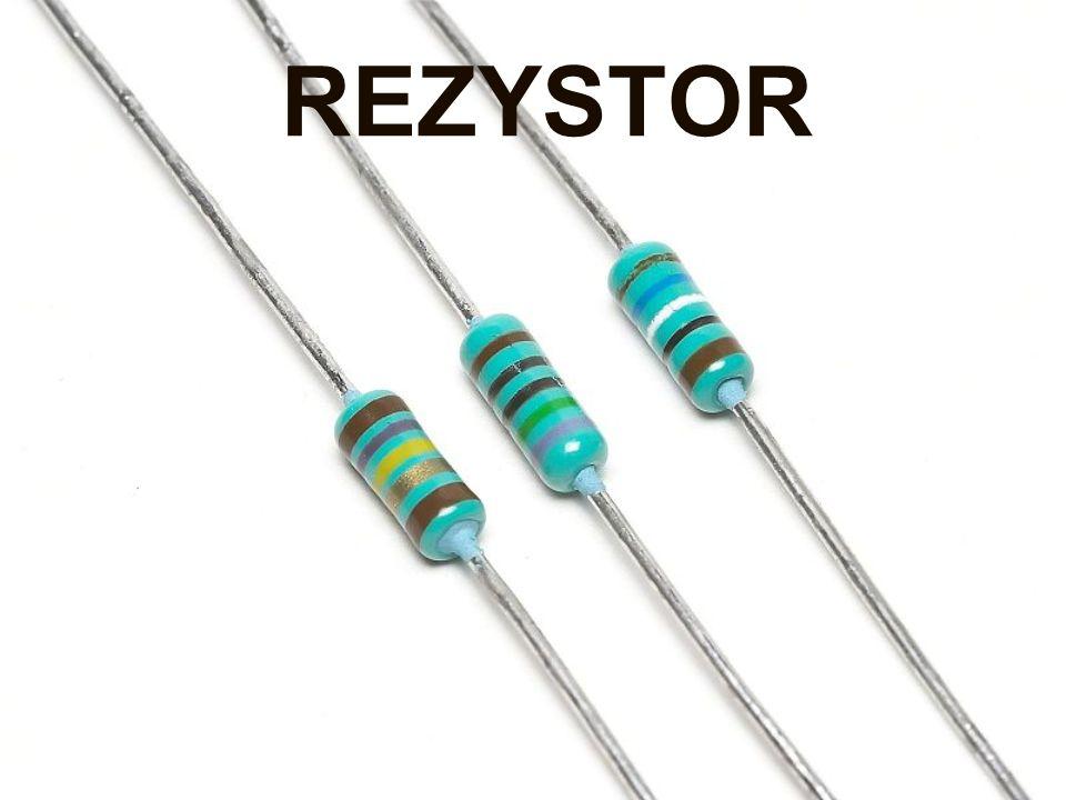 Rezystor, co to jest.Rezystor jest jednym z najczęściej spotykanych elementów elektronicznych.