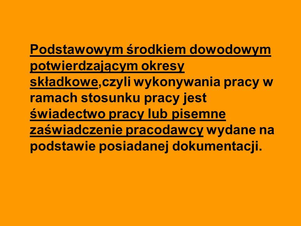 Kwota bazowa Kwota bazowa wzrosła od 1 marca 2007r.