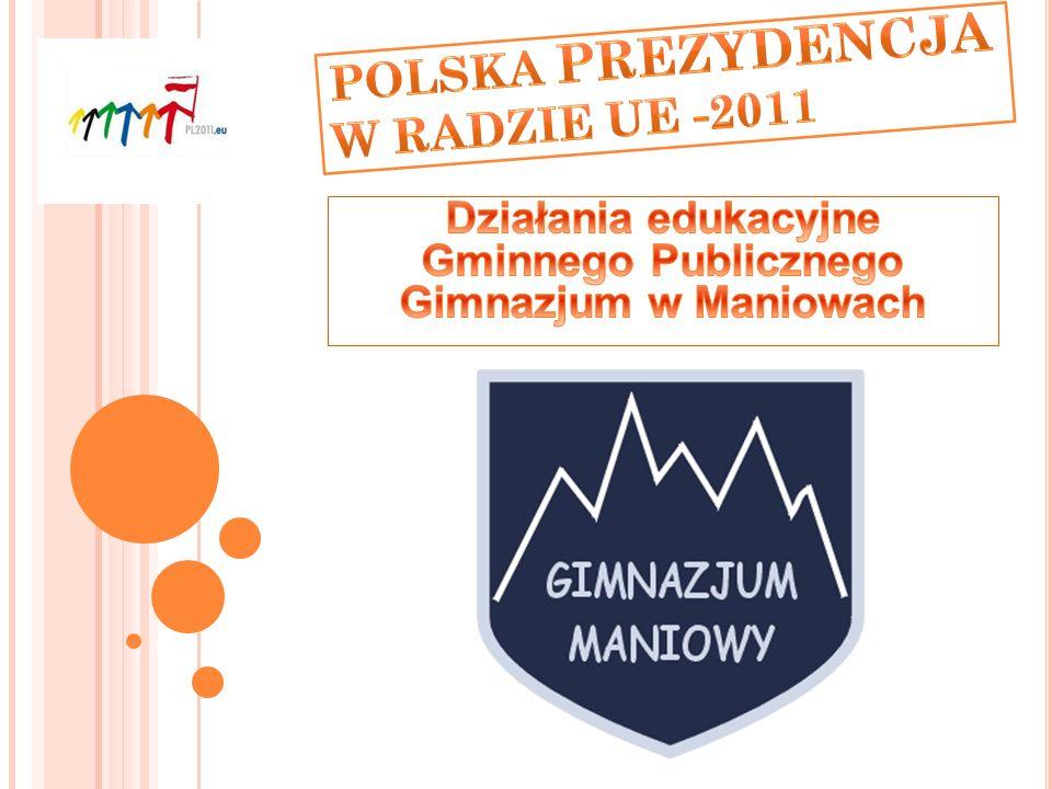 U DZIA Ł W W OJEWÓDZKIM PRZEGL Ą DZIE - -K ONKURSIE B LI Ż EJ Ś WIATA - K RAKÓW To od udziału w tym konkursie rozpoczęliśmy nasze działanie związane z polską prezydencją w UE.