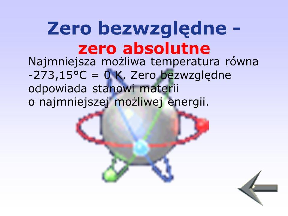 Kriofizyka Dział fizyki zajmujący się badaniem właściwości materii w niskich temperaturach wraz z technikami ich otrzymywania i utrzymywania.