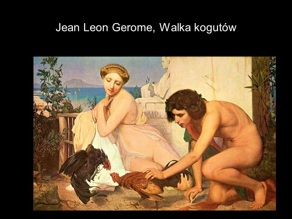 Jean Leon Gerome, Walka kogutów