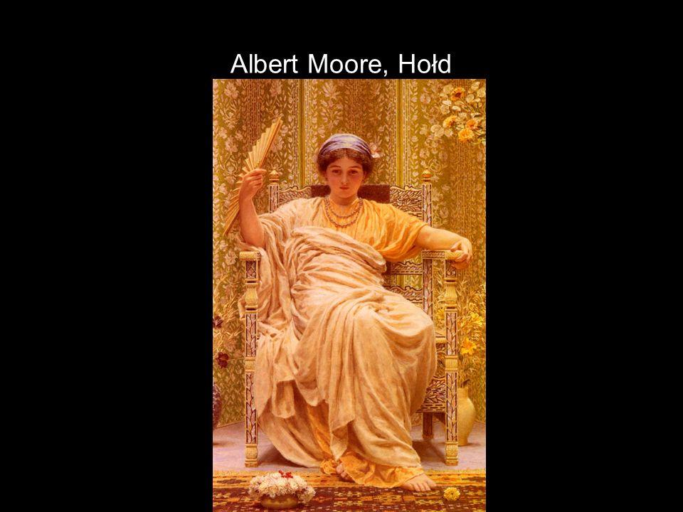 Albert Moore, Hołd