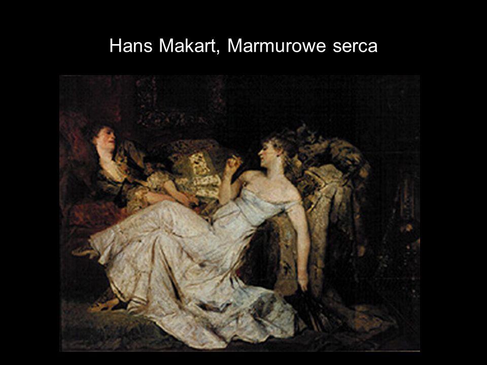 Hans Makart, Marmurowe serca