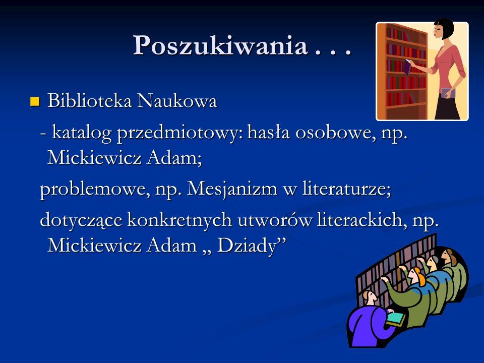 Opis bibliograficzny filmu Wajda Andrzej [Reż.] Pan Tadeusz.