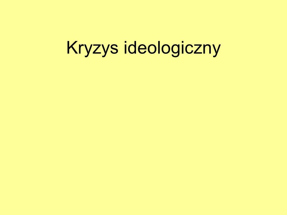 Kryzys ideologiczny