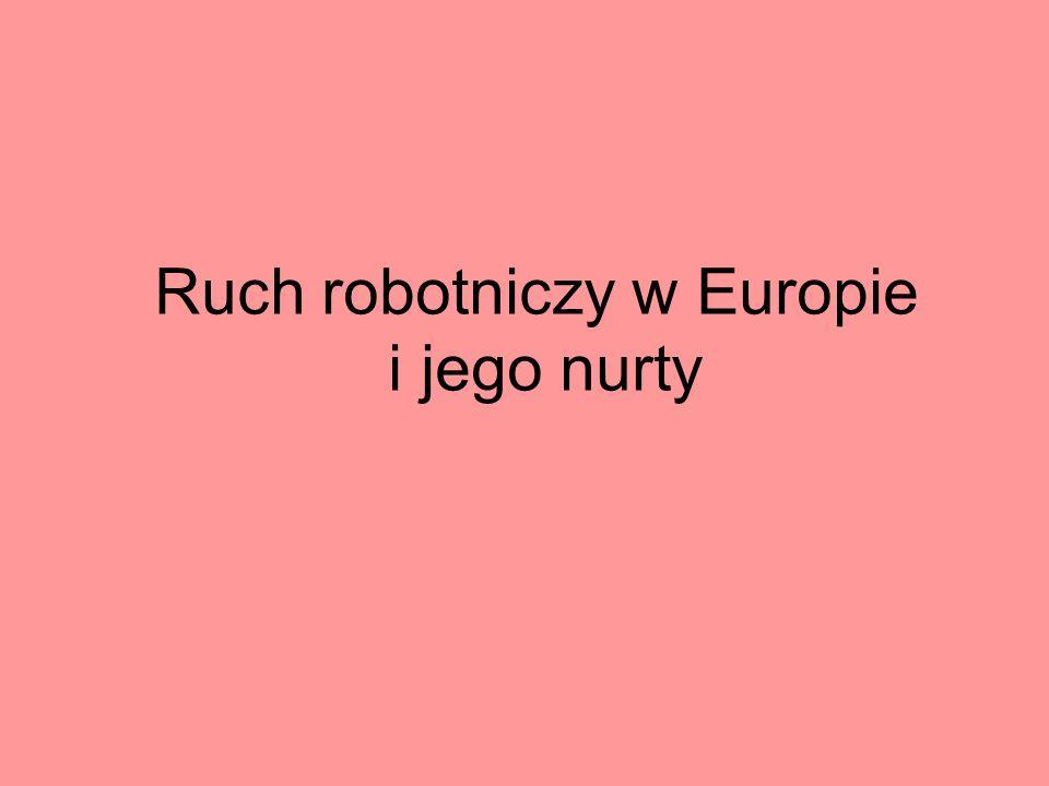 Anarchizm MichałBakunin Walka z państwem jako źródłem nędzy i ucisku, negacja potrzeby utrzymywania takich organów jak: wojsko, policja, administracja, sądy.