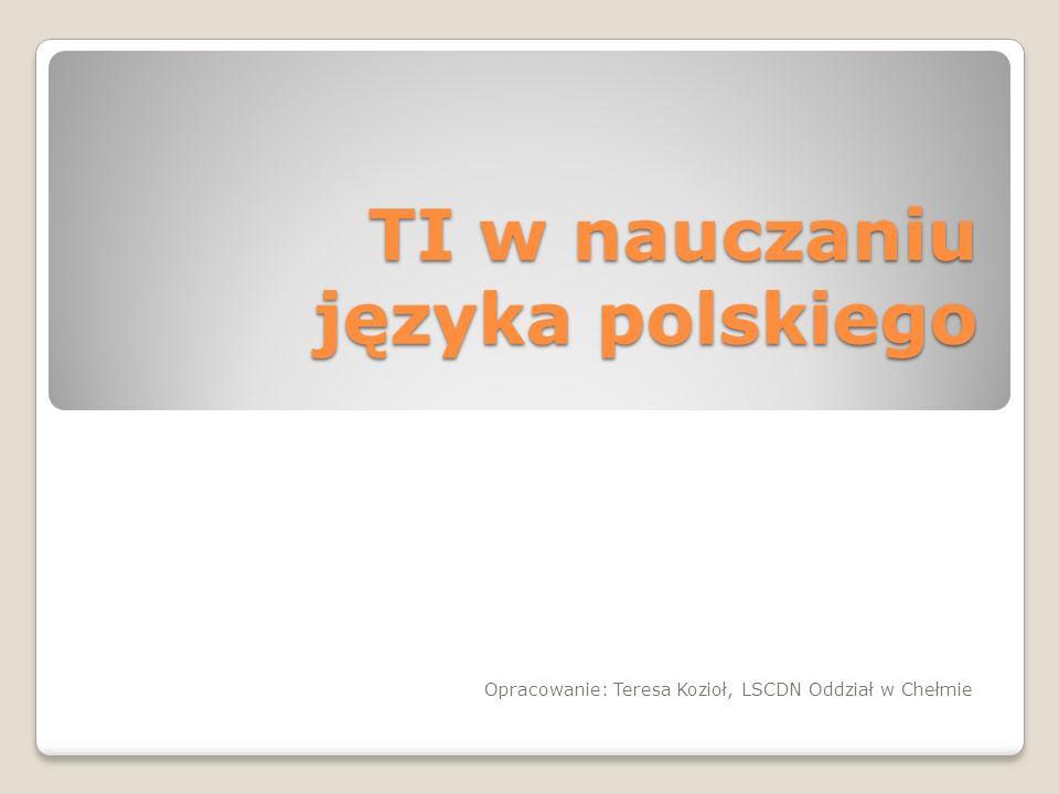 Program konferencji : Polonistyka szkolna w nowej rzeczywistości Język autoportretu w literaturze i malarstwie – wykład prof.