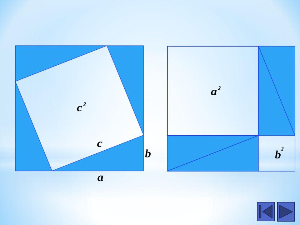* Szczepan Jeleński w książce Śladami Pitagorasa przypuszcza, że w ten sposób mógł udowodnić swoje twierdzenie sam Pitagoras.