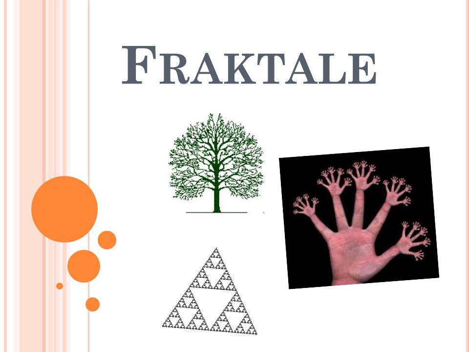 P IRAMIDA S IERPIŃSKIEGO Fraktalem mogą być nie tylko figury geometryczne, lecz także rozmaite bryły.