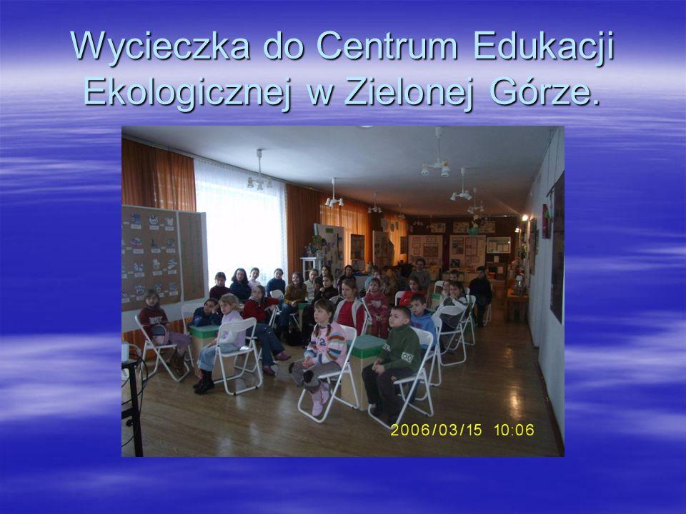 Projekt polsko- czesko-niemiecki Poznajemy Las.