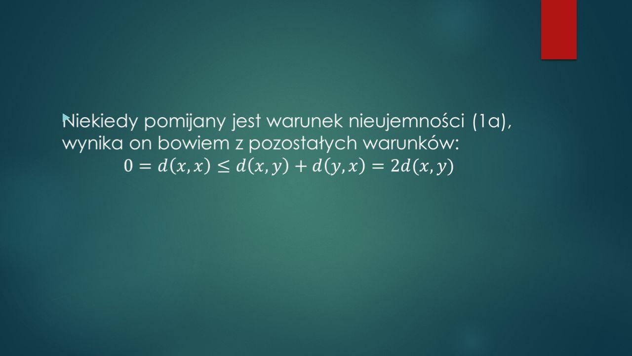 Figury geometryczne w metryce