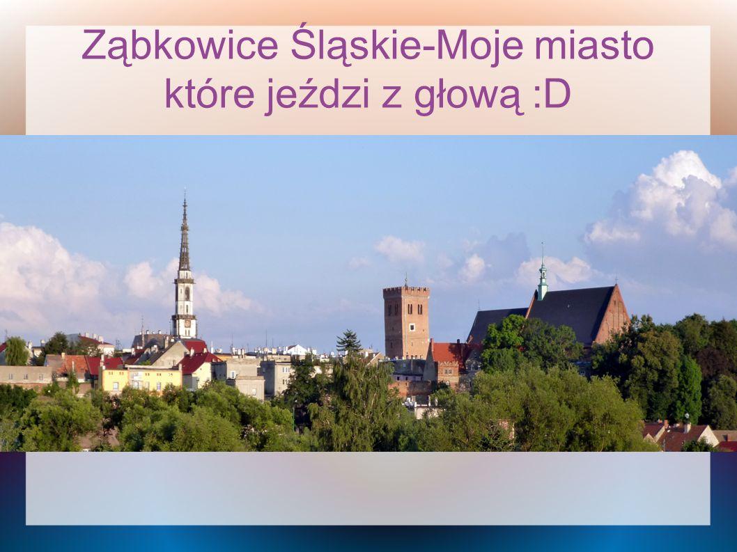 Ząbkowice Śląskie-Moje miasto które jeździ z głową :D