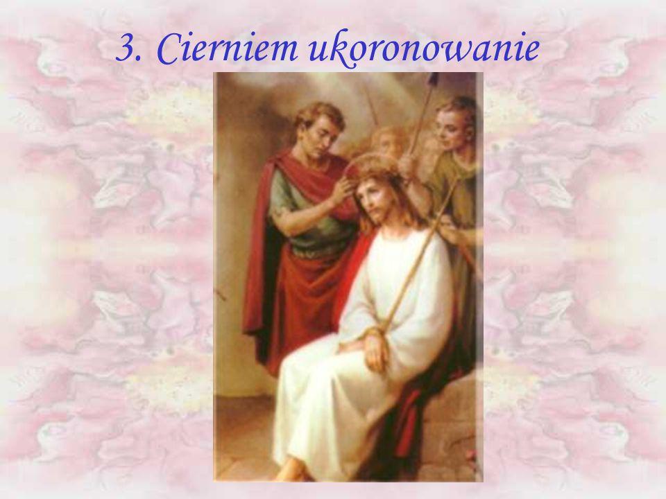 2. Biczowanie Jezusa