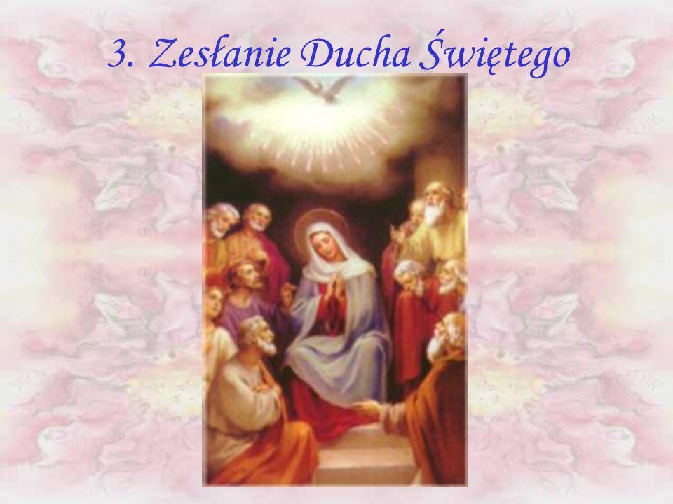 2. Wniebowstąpienie Jezusa