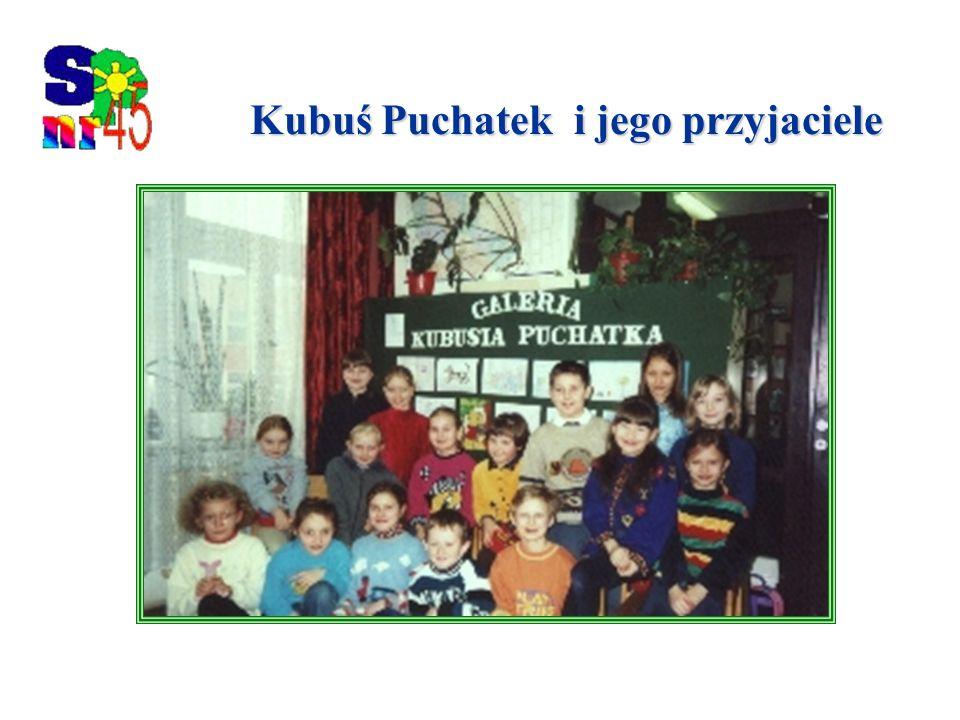Kubuś Puchatek i jego przyjaciele