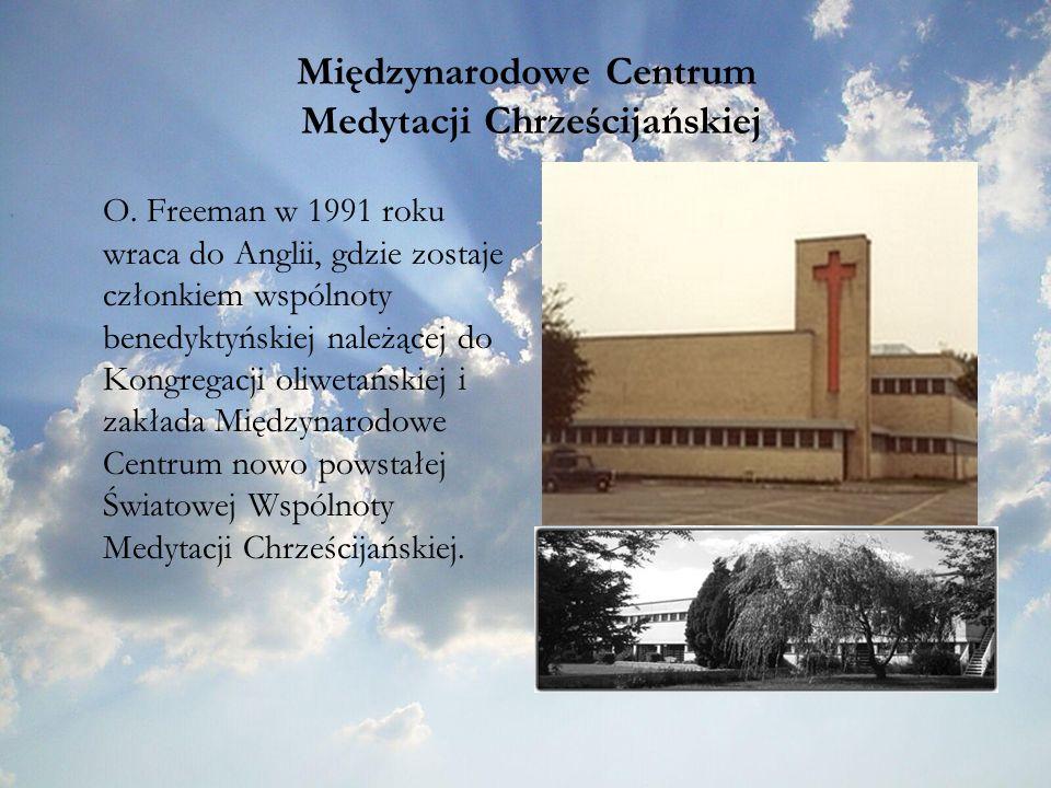 Międzynarodowe Centrum Medytacji Chrześcijańskiej O.