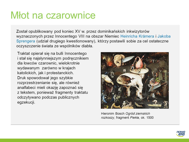 Nowy system procedury karnej W 1252 r.