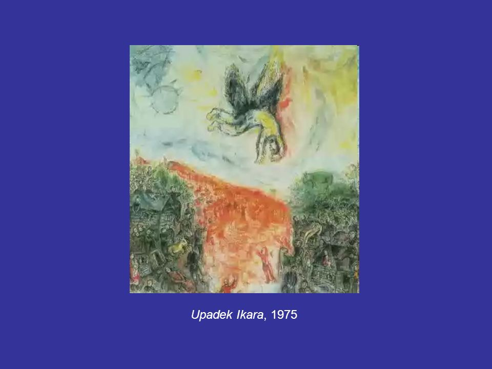 Upadek Ikara, 1975