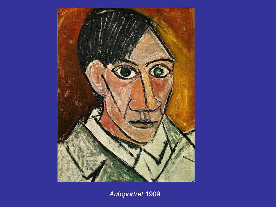 Autoportret 1909