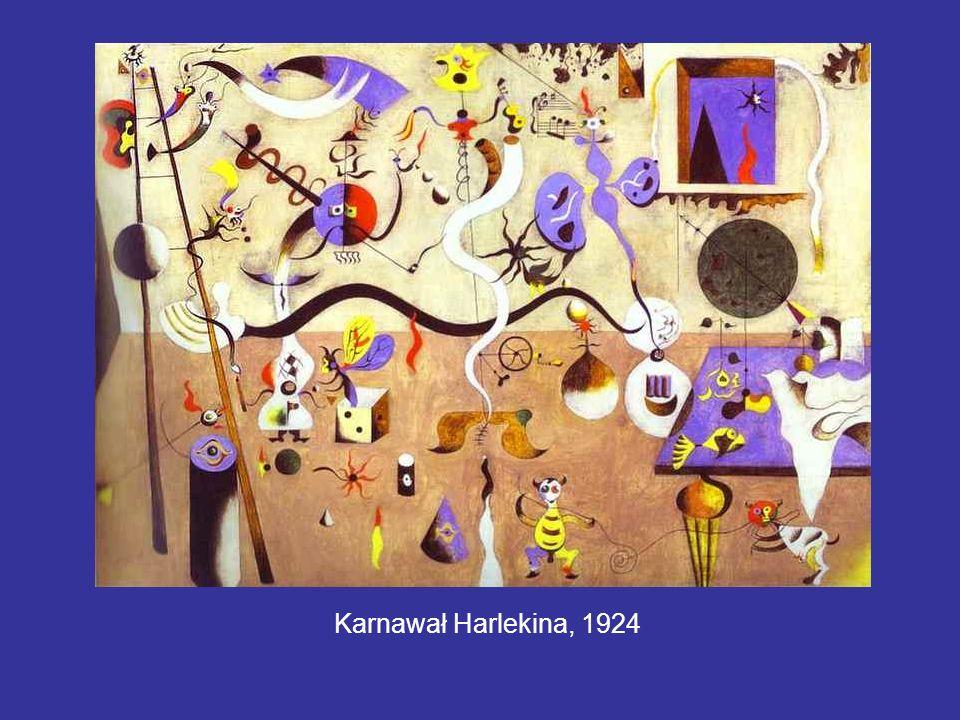 Karnawał Harlekina, 1924