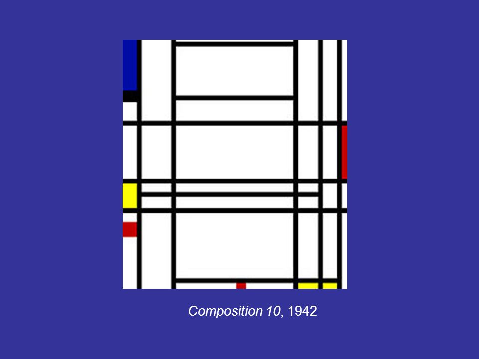 Composition 10, 1942
