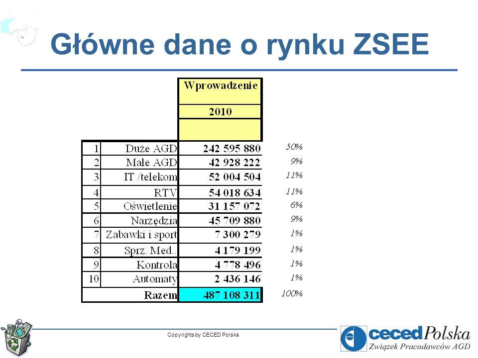 Copyrights by CECED Polska Wprowadzenie 2010
