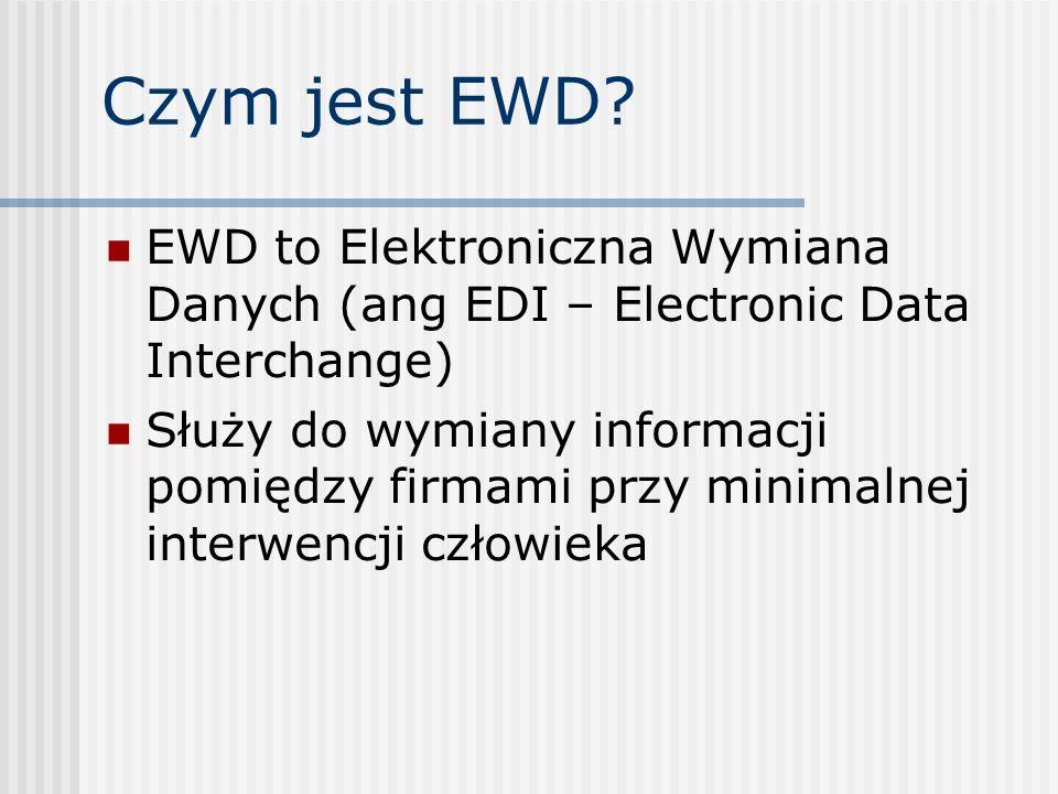 Czym jest EWD.