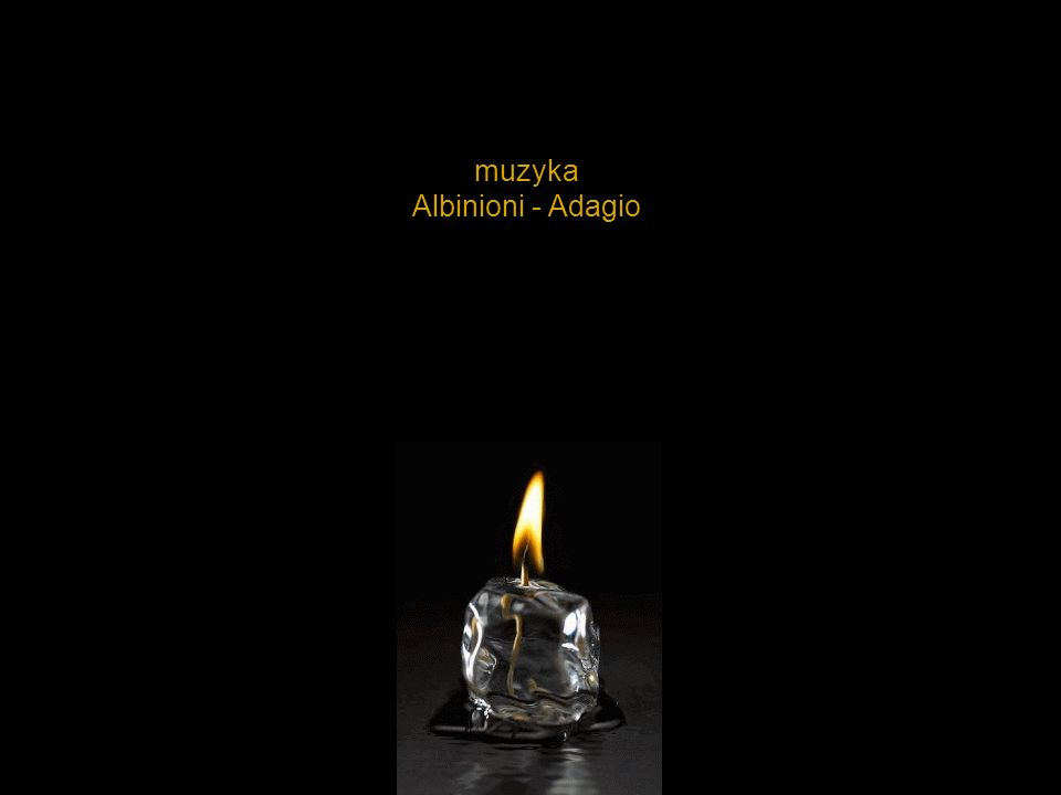 muzyka Albinioni - Adagio