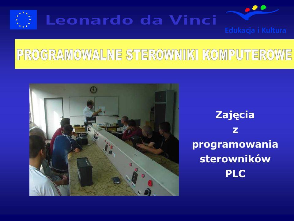 Zajęcia z programowania sterowników PLC