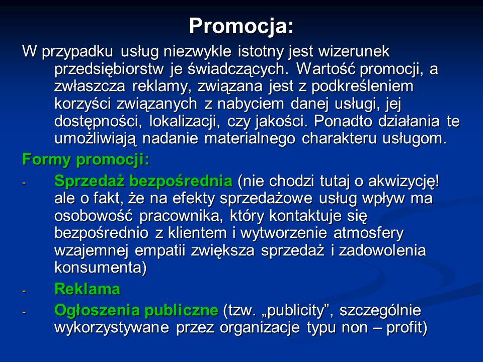 Projekt zaliczeniowy Przygotuj marketing-mix ze szczególnym uwzględnieniem następujących kwestii: 1.