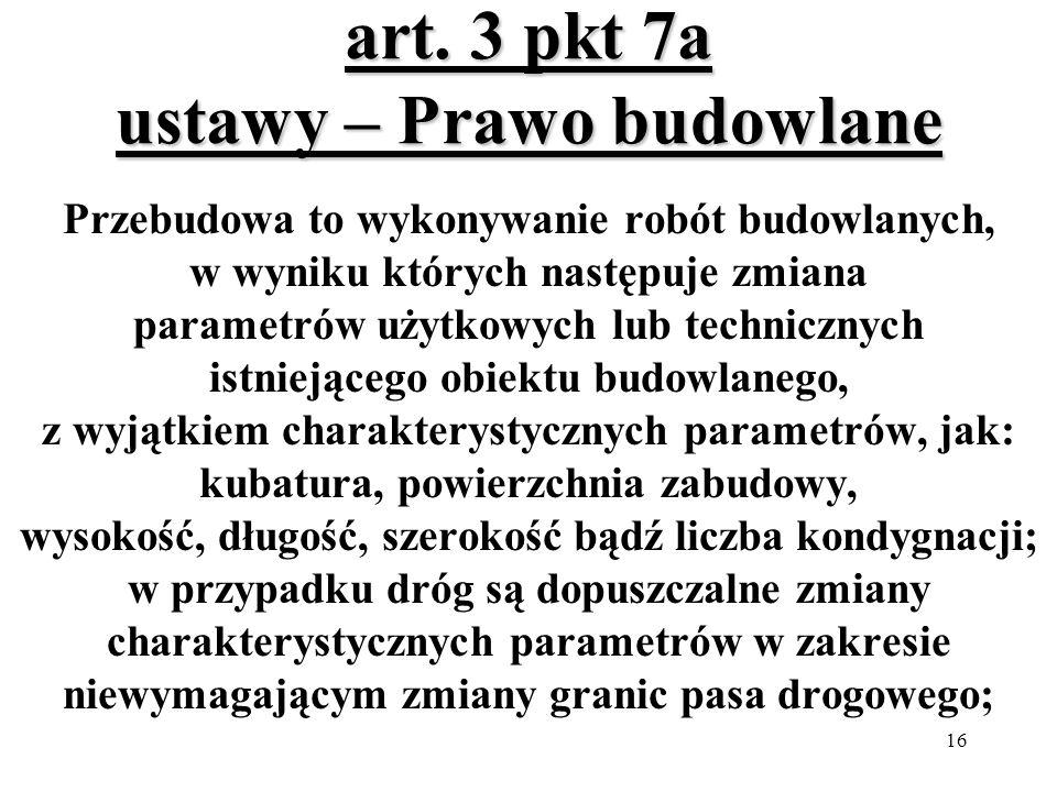 16 art.
