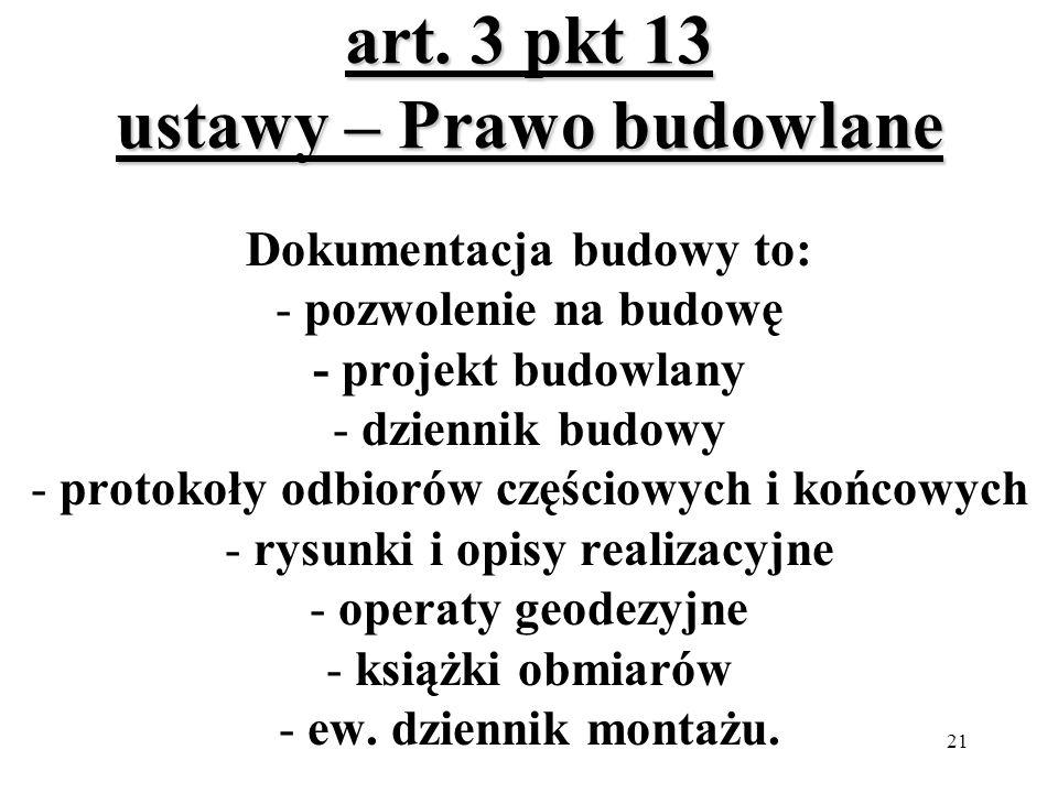 21 art.
