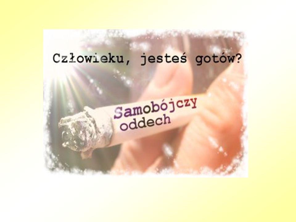 PŁUCO PALACZA Wykazano, że u 90- 95% palaczy następuje rozwój nowotorów złośliwych.