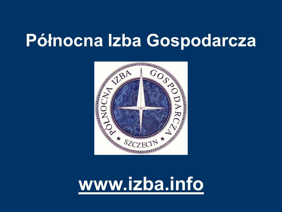 Północna Izba Gospodarcza www.izba.info