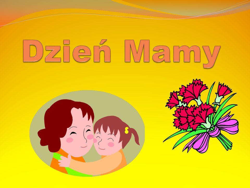 26 maja dzieci z IB zaprosiły do szkoły swoje mamy, aby podziękować im za trud włożony w wychowanie