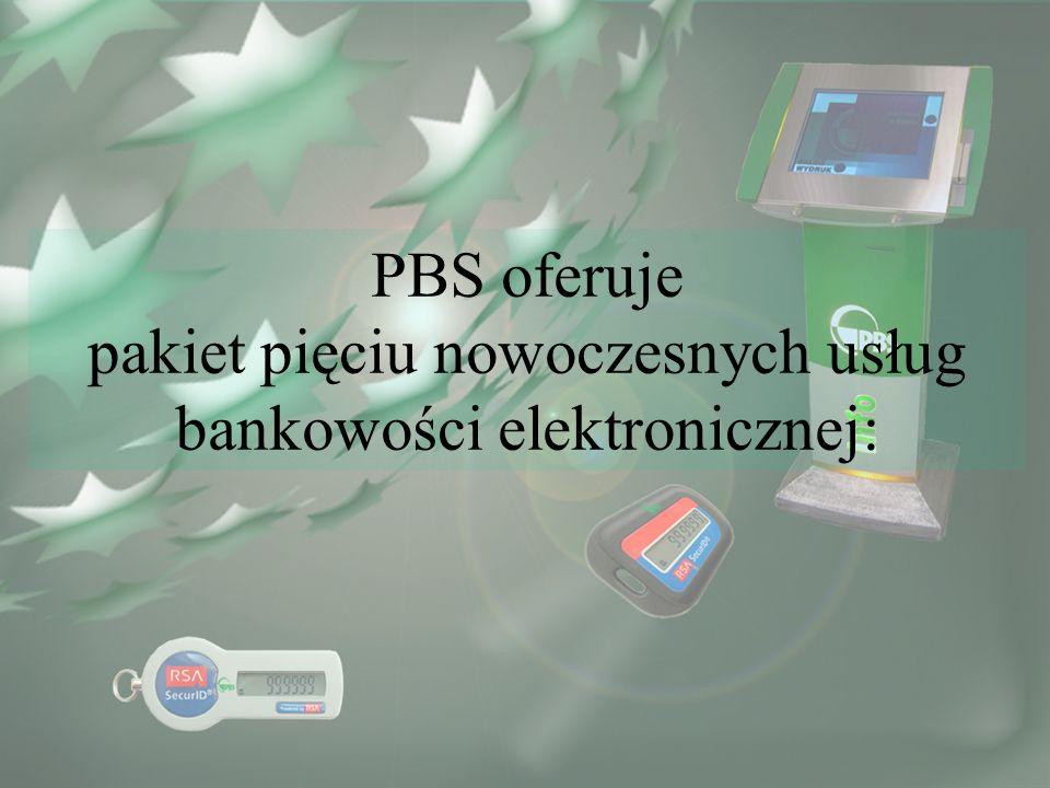 Posiadamy sieć 44 własnych bankomatów. W ok. 3000 bankomatach na terenie całego kraju Klienci Banku mogą korzystać bez dodatkowych prowizji. Bankomaty