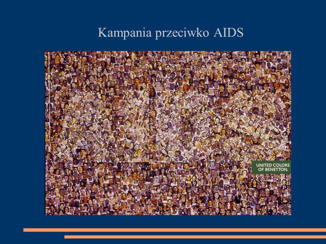 Kampania przeciwko AIDS