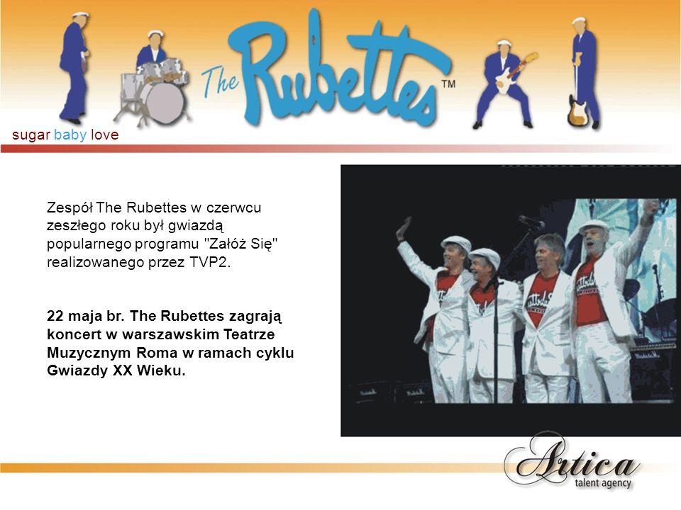 Zespół The Rubettes w czerwcu zeszłego roku był gwiazdą popularnego programu Załóż Się realizowanego przez TVP2.