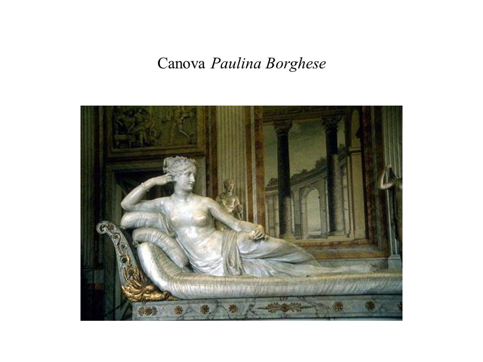 Canova Paulina Borghese
