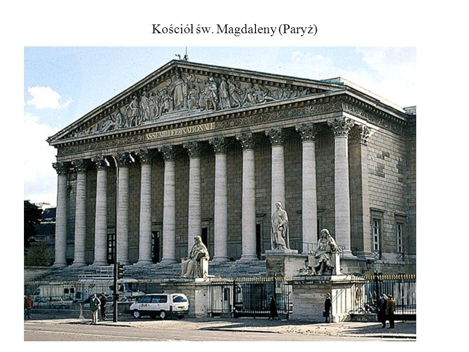 Panteon, Paryż (Kościół św. Genowefy)