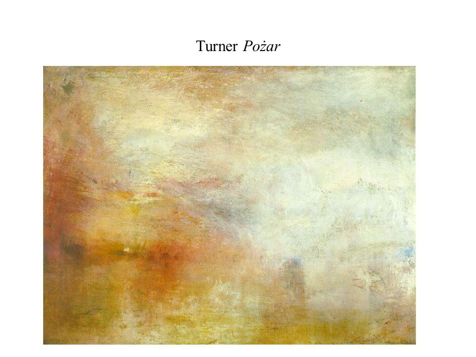 Turner Pożar