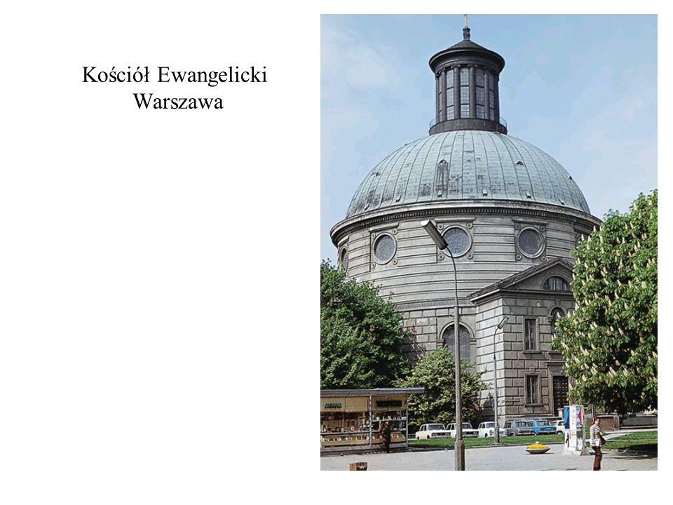 Kościół Ewangelicki Warszawa