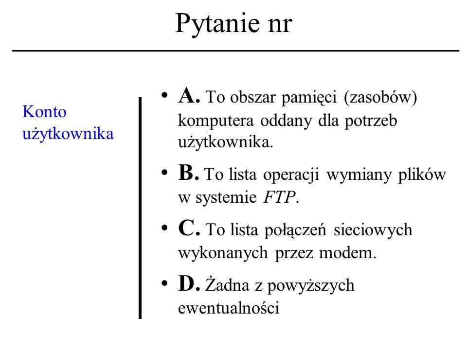 Pytanie nr Książka drukowana symbolizuje A.Przed-cyfrowy ład informacyjny.