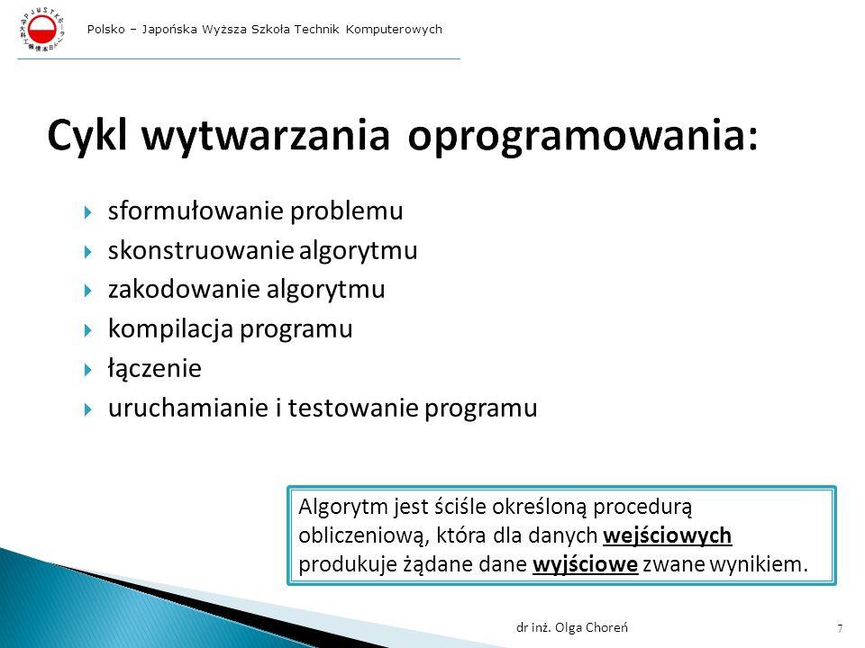 #include stdafx.h #include #include conio.h using namespace std; int main () { cout << \n ; cout << Witam na I wykladzie!\n ; cout << Przedmiot: << Podstawy programowania\n ; cout << Kierunek: << Informatyka,\n << \t\tStudia zaoczne\n ; _getch(); return 0; } Witam na I wykladzie.