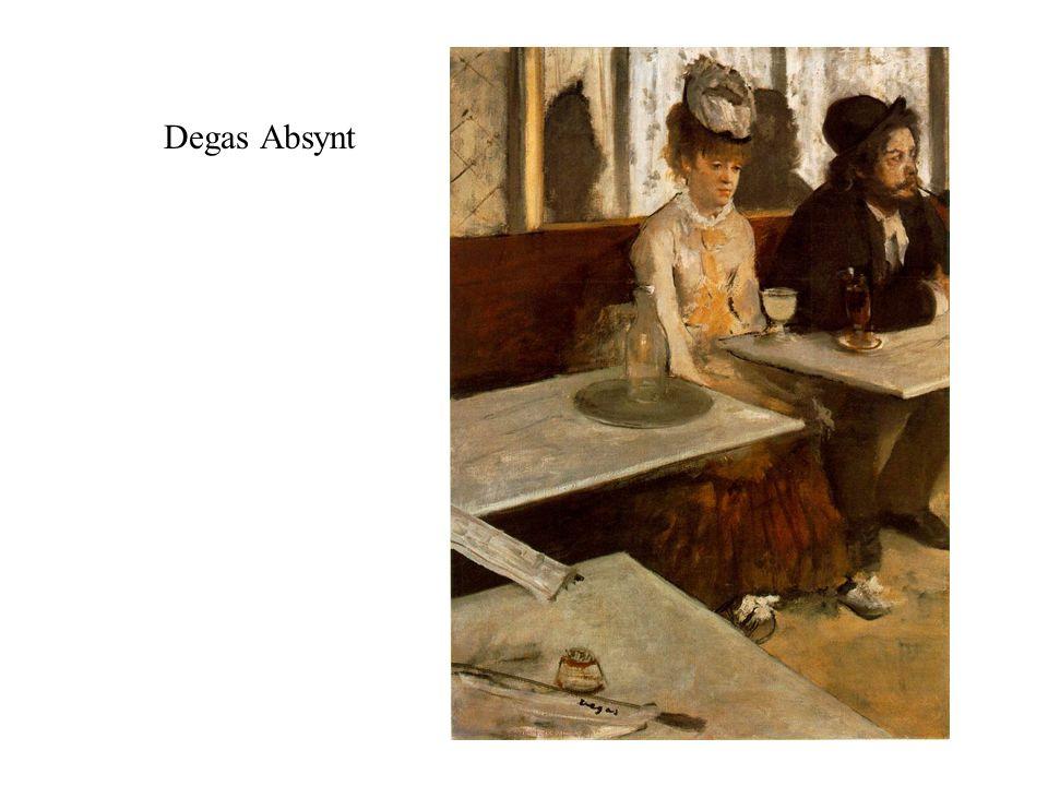 Degas Absynt