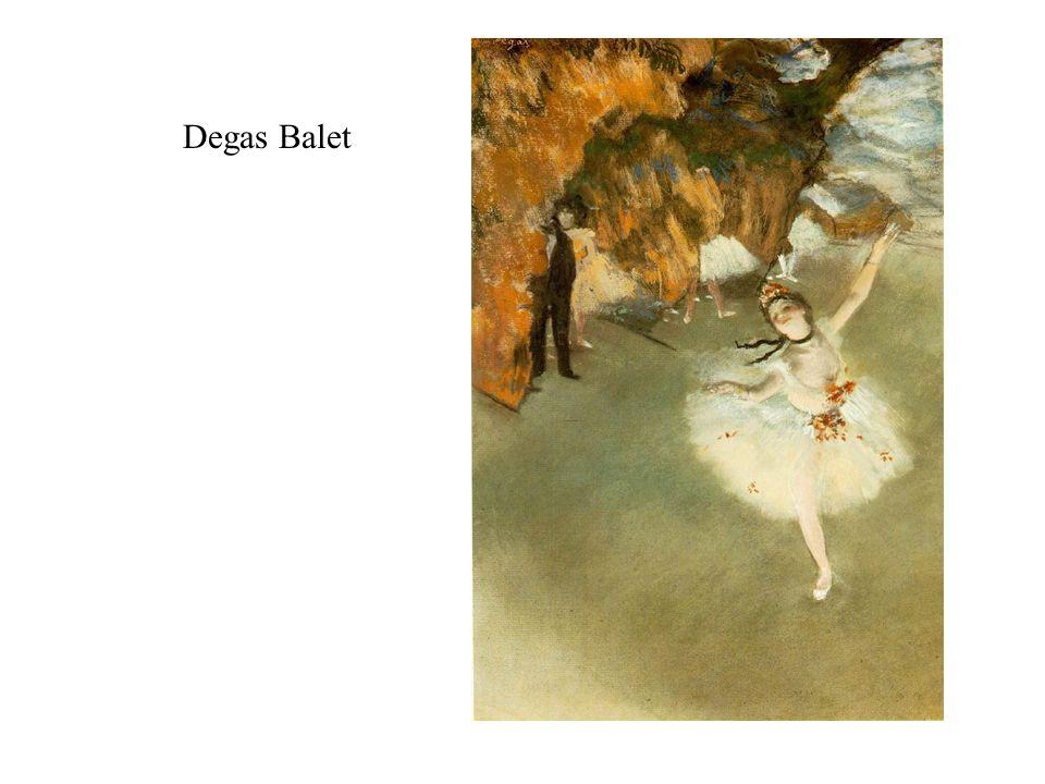 Degas Balet